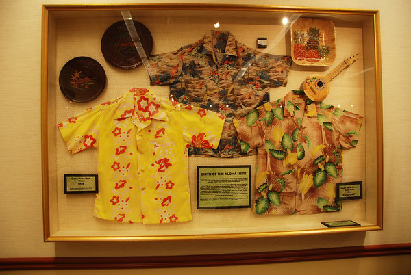 Hilo Hatties - History of the Aloha Shirt