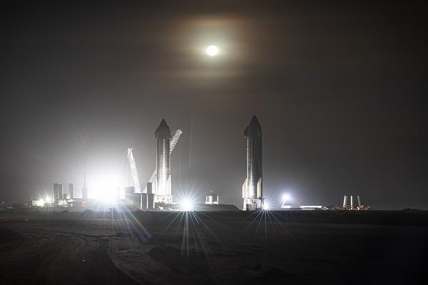 SpaceX Starship SN9