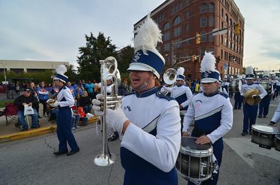 ISU Homecoming Parade