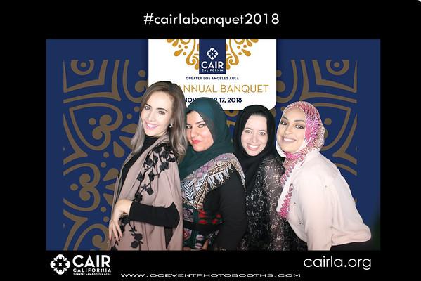 CAIR-LA 22ND Annual Banquet 11/17/18
