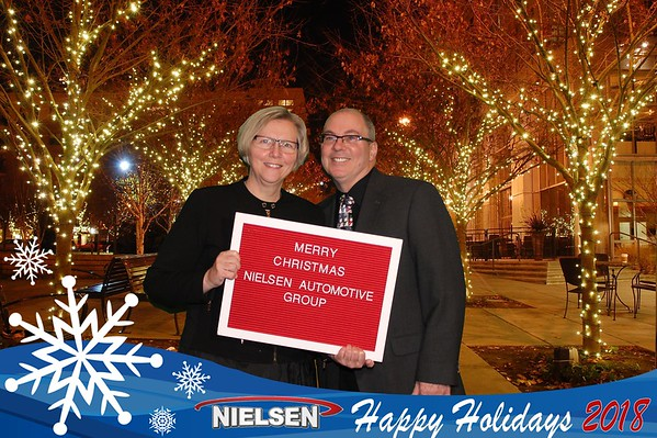 Nielsen Holiday Party  2018
