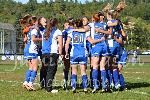 2018 Lady Hawks Soccer