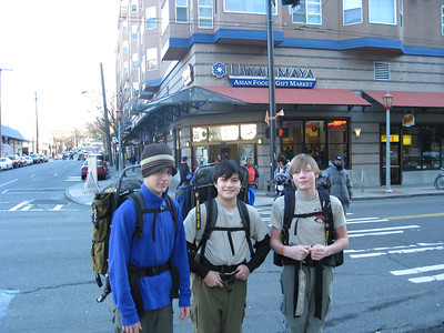 Urban Hike to REI - Dec 27