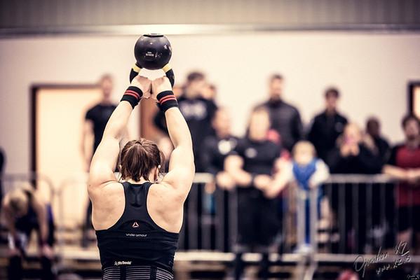 2013 | CrossFitleikar 2013