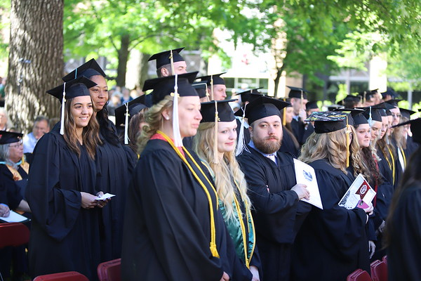 Commencement - May 2021