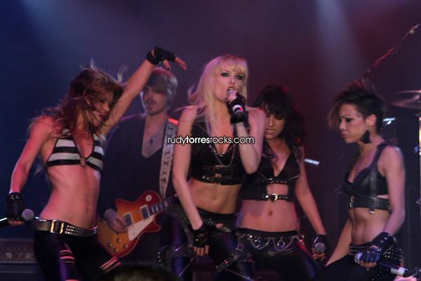 Darling Stilettos Performance at Keyclub 3.22.2010