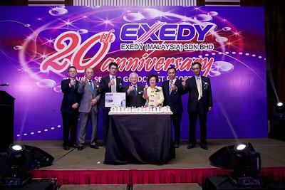 Exedy 20th Anniversary
