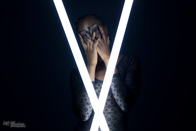 Fluorescent Lights - Jessica Mellicent