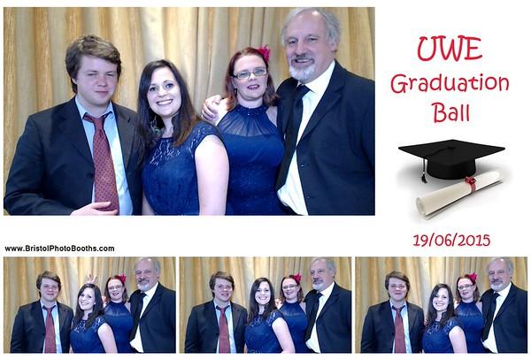 UWE Graduation Ball -  Photo Pod