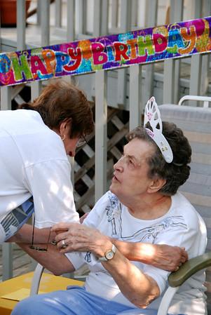 Joan's Birthday Celebration