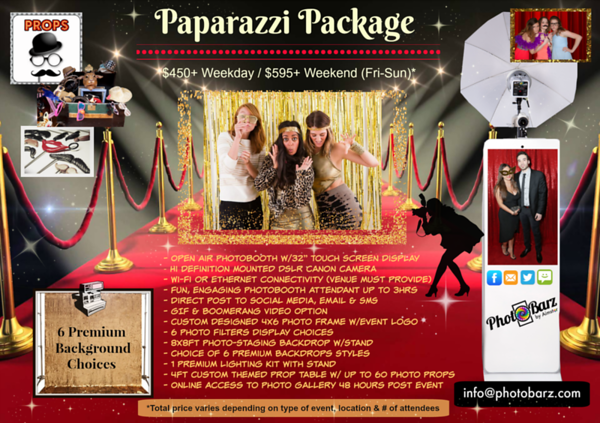 Paparazzi Package