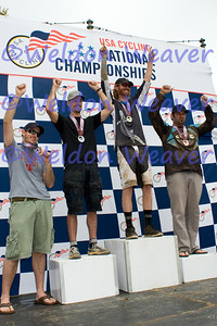 11-09 USAC MTB Nats DH Cat 2-3 Podiums