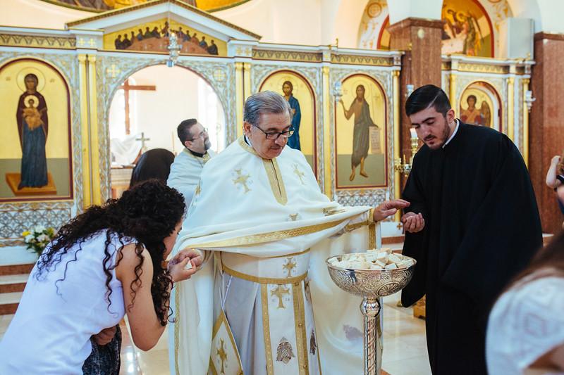 Alumni Divine Liturgy and Memorial Service – May 18, 2017