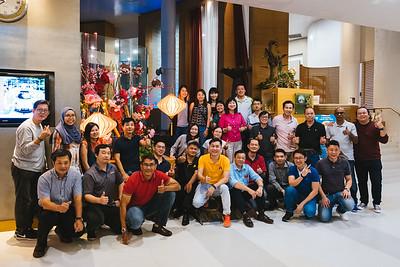 ISD, HR & FGA CNY Dinner