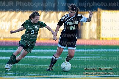 Soccer, Girls H.S. Varsity, St Anthonys Vs Holy Trinity 10.13.10