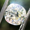 2.13ct Antique Cushion Cut Diamond GIA K SI1 2