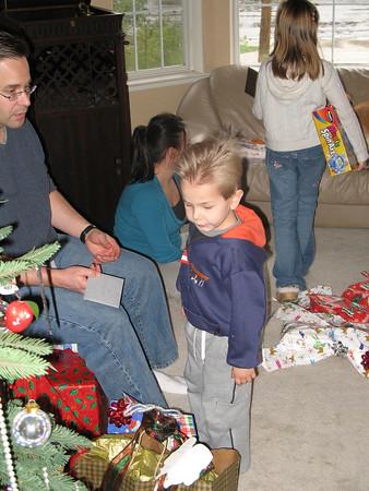 Christmas - Jon and Rachel's House