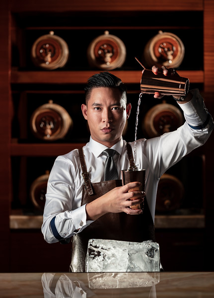 Timothy Ching, Property Mixologist at Wynn Palace Macau