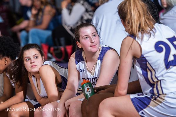 Broughton girls varsity basketball vs Millbrook. February 15, 2019. 750_7361