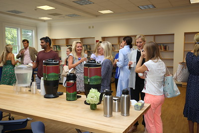 Parents' Association Opening Day Coffee