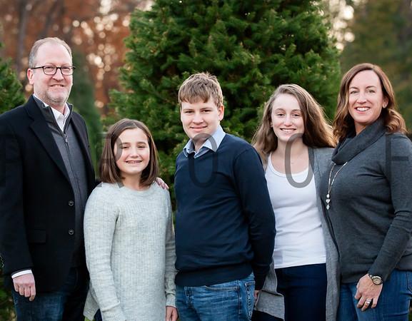 Kahan Family Portraits