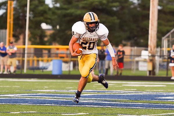 2015-09-24 Portage Central 28, Gull Lake 0