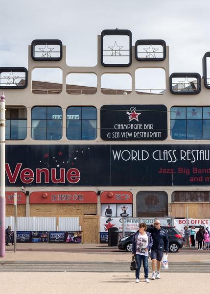 The Sands Venue, Blackpool