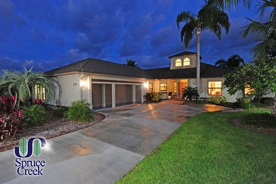 3152 Doral Drive | Renovated  Golf Course home with pool in Spruce Creek