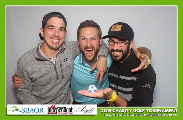5-10-2019 SBAOR Charity Golf Tournament