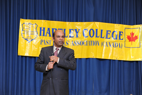 Hartley College Past Pupils Association - Canada & US AGM