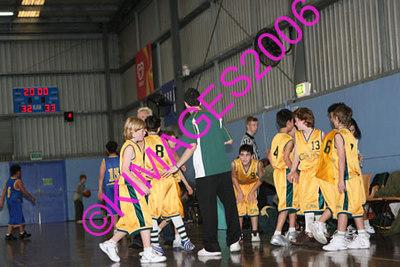 Week 14 Comets Vs Parramatta U12 M3 23-7-06