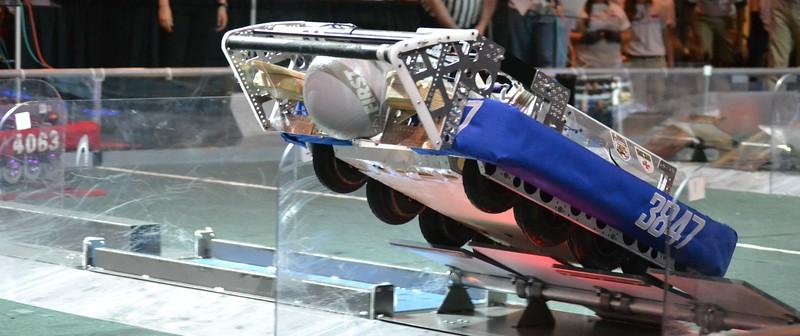 2016 FIRST Bayou Regional Robotics - Spectrum 3847 - 804