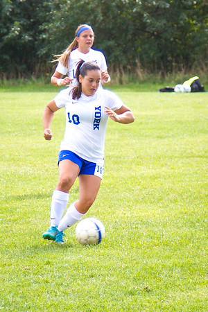 Lady Panther Soccer 10-15-16