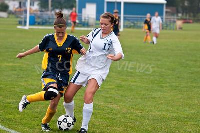 2009 Soccer Varsity Girls