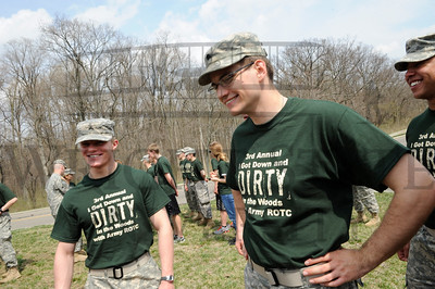 11218  Army ROTC Spring Clean up 4-10-13