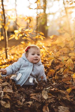 fall Hattie pics!