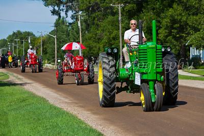 Tractor Trek 2012