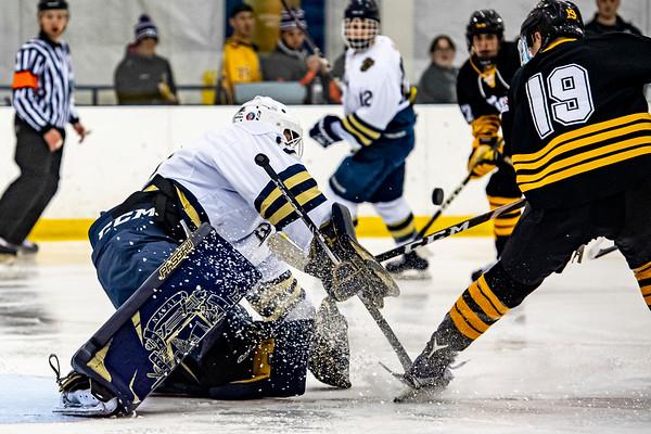 NAVY Hockey vs Towson University (11/02/2019)