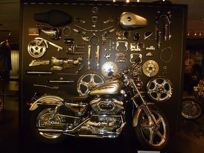 Harley-Davidson Museum - 1 Mar. '12
