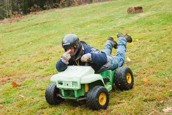 Power Wheels Racing
