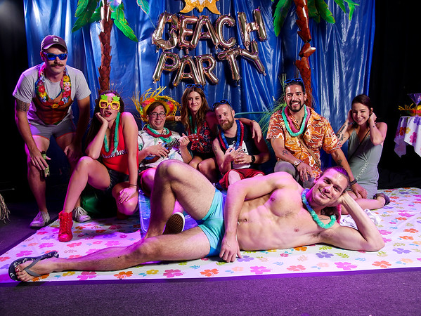 Urban Lounge Beach Party