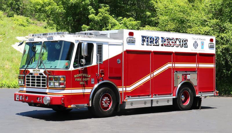 Rescue 1.  2015 Ferrara Ignitor Rescue