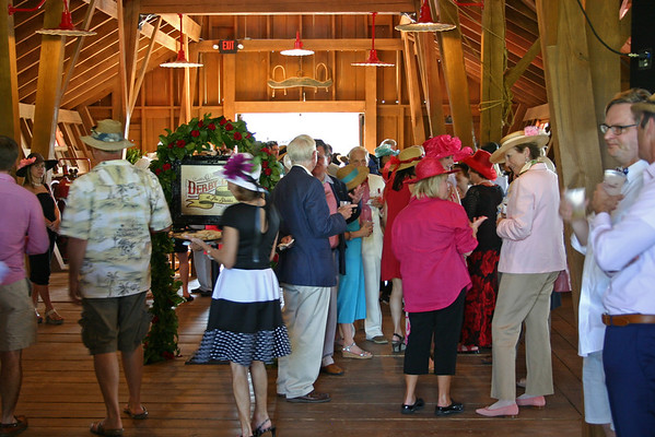 2016 Derby Day at The Stables