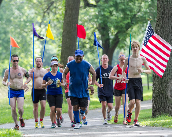 ORRRC WingMan 10k - July 19, 2015