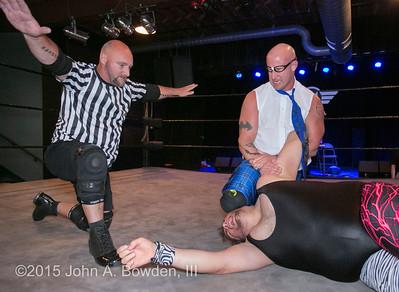 Gouge Wrestling 5-3-15
