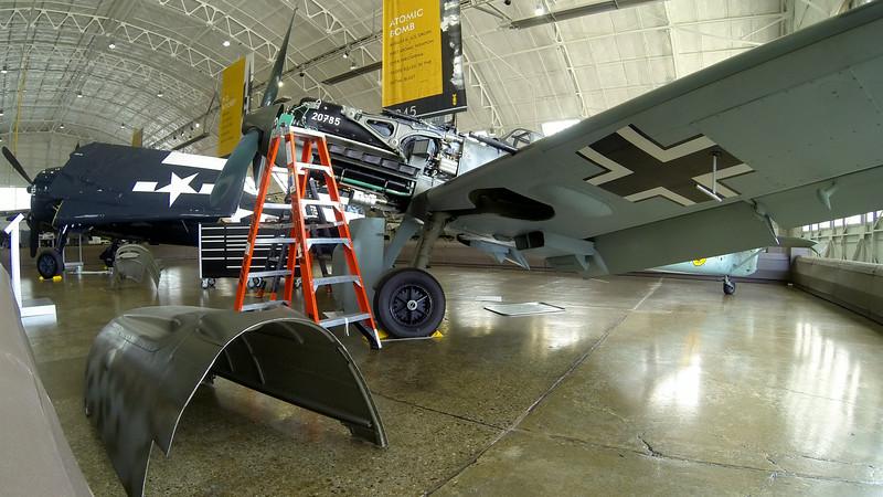 Messerschmitt Bf 109 E-3 (Emil)