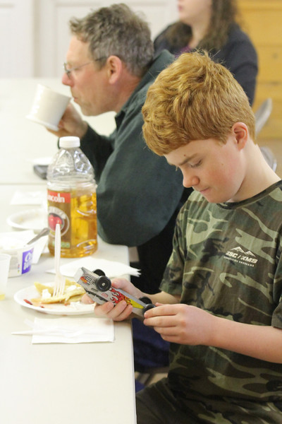 Cub Scouts Pinewood Derby