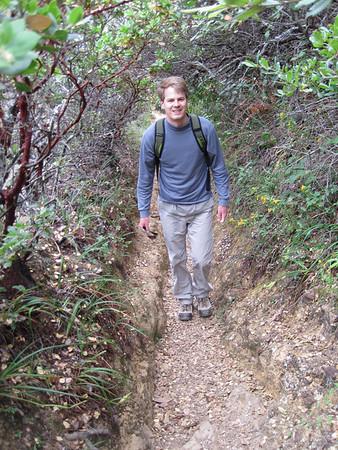 Mt. Tam - July 2010