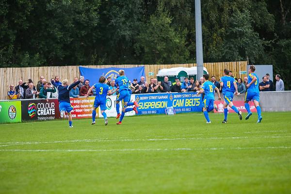 Bootle v FC United FA Cup 03-09-21