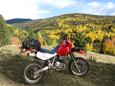 Sipapu-Red River-Taos-Chama-Jemez DS Trip  Sept. 29-Oct. 1, 2012